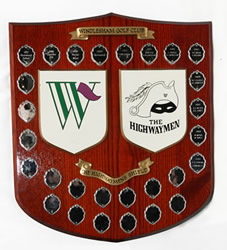 Staunton Memorial Shield